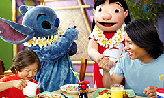 Ohanau0027s Best Friends Breakfast With Lilo U0026 Stitch