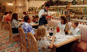 Join The Authentic Clambake At Cape May Café And Enjoy Savory Treats For Entire Family Lounges Eateries Disney S Beach Club Resort