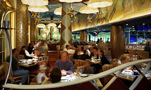 Walt disney world boardwalk villas for Flying fish cafe disney