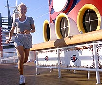 Disney Cruise Line Spas & Fitness