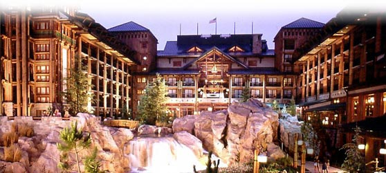 Wilderness Lodge Disney Room Service