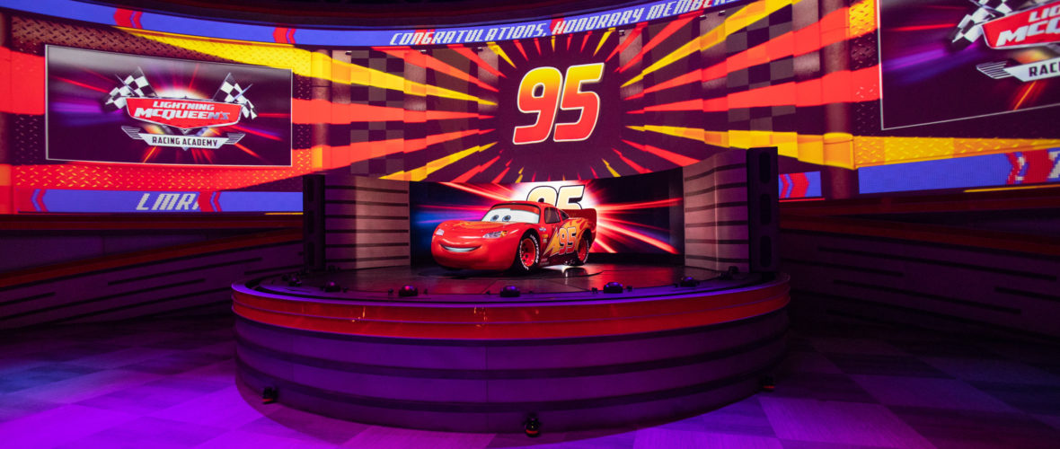 New Lightning McQueen's Racing Academy Debuts March 31 at Disney's Hollywood Studios