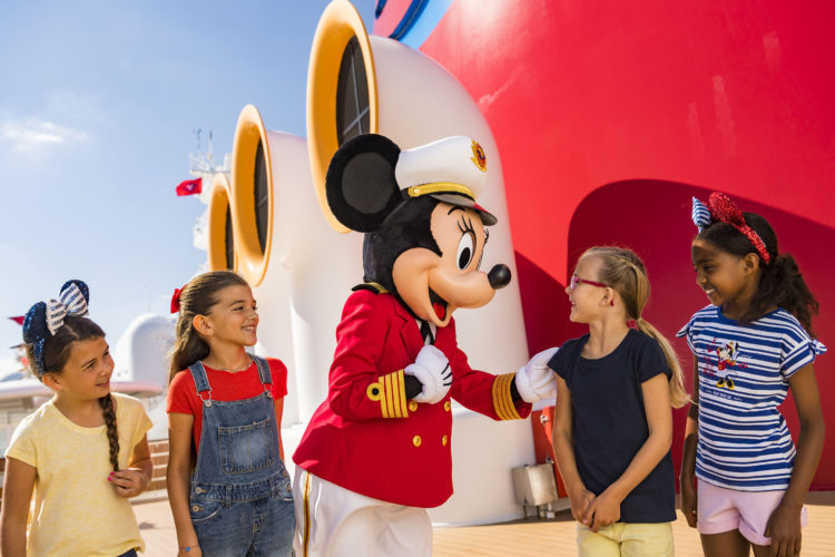 New nautical youth programs featuring Captain Minnie Mouse and new maritime scholarships make a splash as the next generation of female leaders and young dreamers set sail into their futures