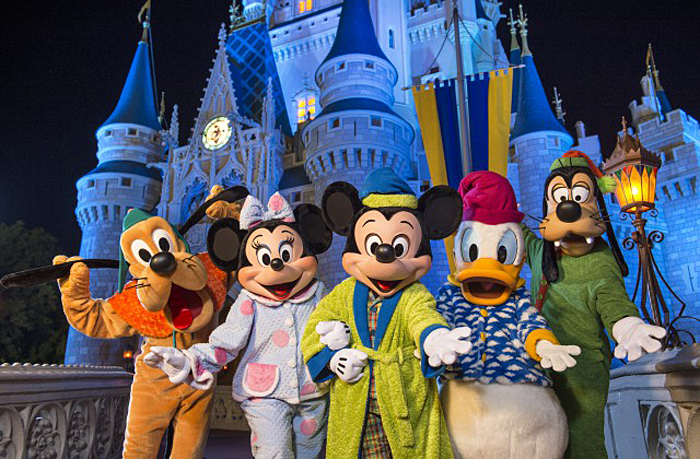 Walt Disney World Resort Kicked Off the Coolest Summer Ever With 24 Hours of Magic Over Memorial Day Weekend
