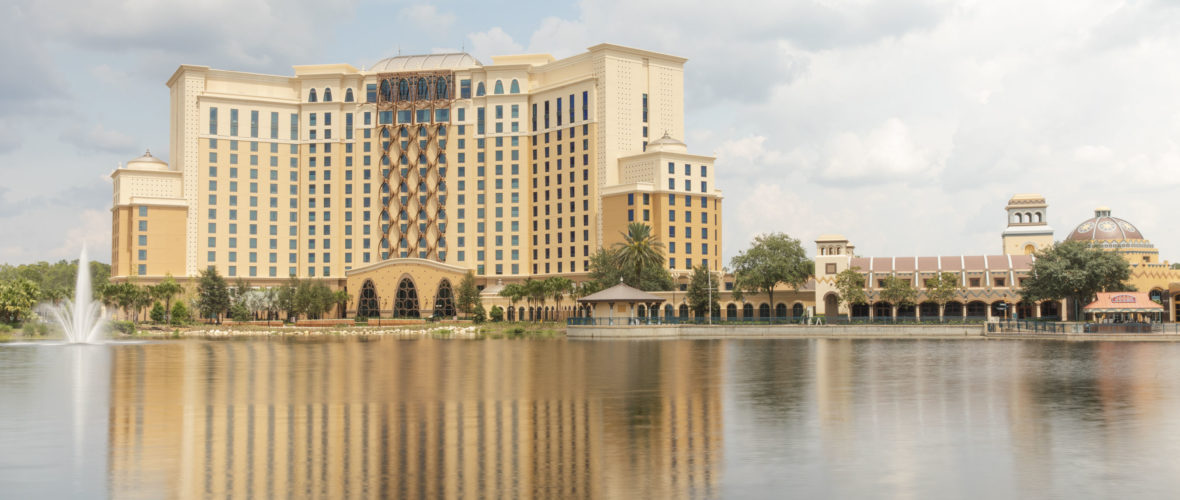 New Gran Destino Tower Opens July 9 at Re-Imagined Disney's Coronado Springs Resort