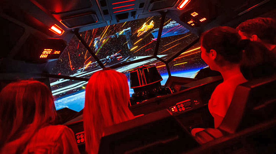 Star Wars: Rise of the Resistance Invites Guests into an Immersive Adventure of Galactic Proportions at Walt Disney World