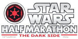 Star Wars Half Marathon - The Dark Side Weekend