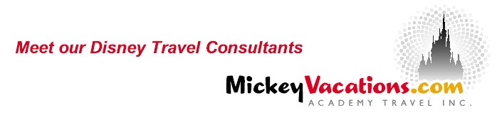 Academy Travel - Meet our Disney Travel Consultants