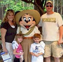Cindy Gunn - Travel Consultant Specializing in Disney Destinations
