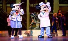 Disney Cruise Line All Aboard: Let the Magic Begin Show