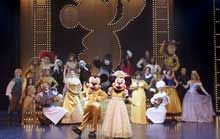 Disney Cruise Line The Golden Mickeys: A Timeless Tribute
