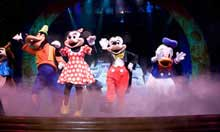 Disney Cruise Line Remember the Magic: A Final Farewell Show