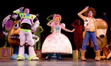 Disney Cruise Line Toy Story - The Musical Show