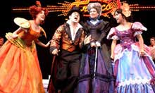 Disney Cruise Line Twice Charmed - An Original Twist on the Cinderella Story Show