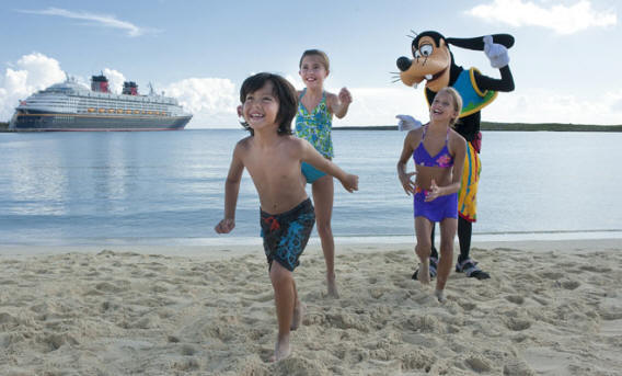 Disney Cruise Line Special Offer - Celebrate Miami Inaugural Season with Kids Sail Free Offer