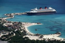Disney Cruise Line Creates More Magic at Castaway Cay