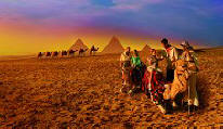 New for 2011, Adventures by Disney will take guests to the historic sites of ancient Egypt including the Great Pyramid of Giza, the Valley of the Kings and a Nile River cruise