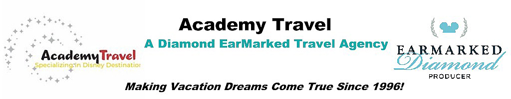 Academy Travel - The Original Disney Exclusive Travel Agency