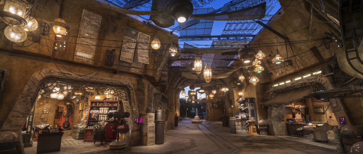 Star Wars: Galaxy's Edge Makes Highly Anticipated Debut at Disney's Hollywood Studios on Aug. 29, 2019, at Walt Disney World Resort