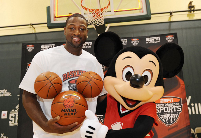 "'The NBA Experience at Walt Disney World Resort' Coming to Disney Springs. The Walt Disney Company and the National Basketball Association (NBA) announced today that they have begun developing ""The NBA Experience at Walt Disney World Resort"" at Disney Springs in Lake Buena Vista, Fla."
