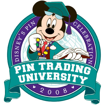Walt Disney World Resort Pin Trading