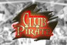 Disney Cruise Line Club Pirate Party