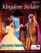 The Kingdom Insider brings you the magic of Disney, past and present, through historic insight, photos, tips, information and reader participation. We hope to further your appreciation for the magic of Disney, all while having some fun!