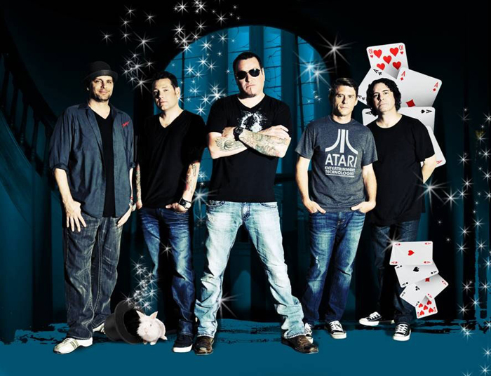 Walt Disney World - Smash Mouth will be performing at the 'Eat to the Beat' concert series at the 20th Epcot International Food & Wine Festival