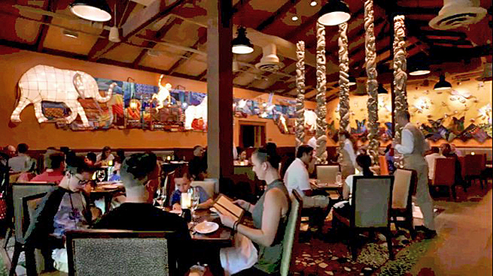 Tiffins, Nomad Lounge Newest Dining Experiences At Disney's Animal Kingdom at Walt Disney World Resort