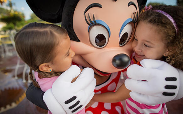 Save up to 30% on Stays at Select Walt Disney World Resort Hotels