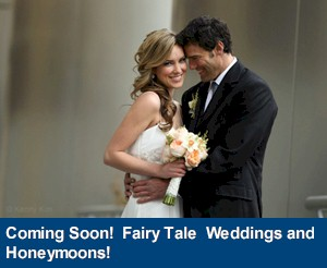 AcademyTravel is a Dismond Travel Agency - Coming Soon - Fairy Tale Weddings