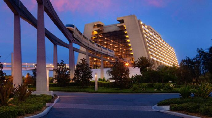 walt disney world hotels florida resident