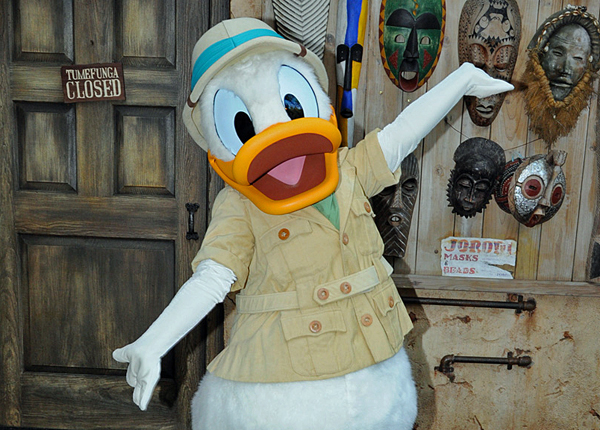 New Character Dinner Coming to Disney's Animal Kingdom March 2015
