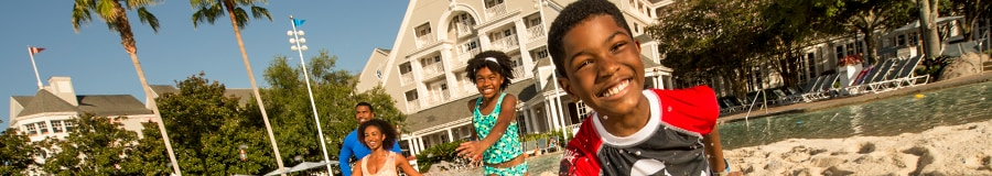 Save Up to 25% on Rooms at Select Disney Resort Hotels This Summer