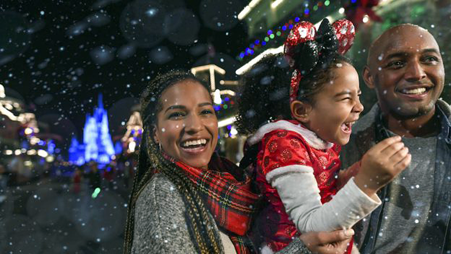 Celebrate the Holidays at Walt Disney World Resort with the Ultimate Disney Christmas Package – Limited Availability Remaining!
