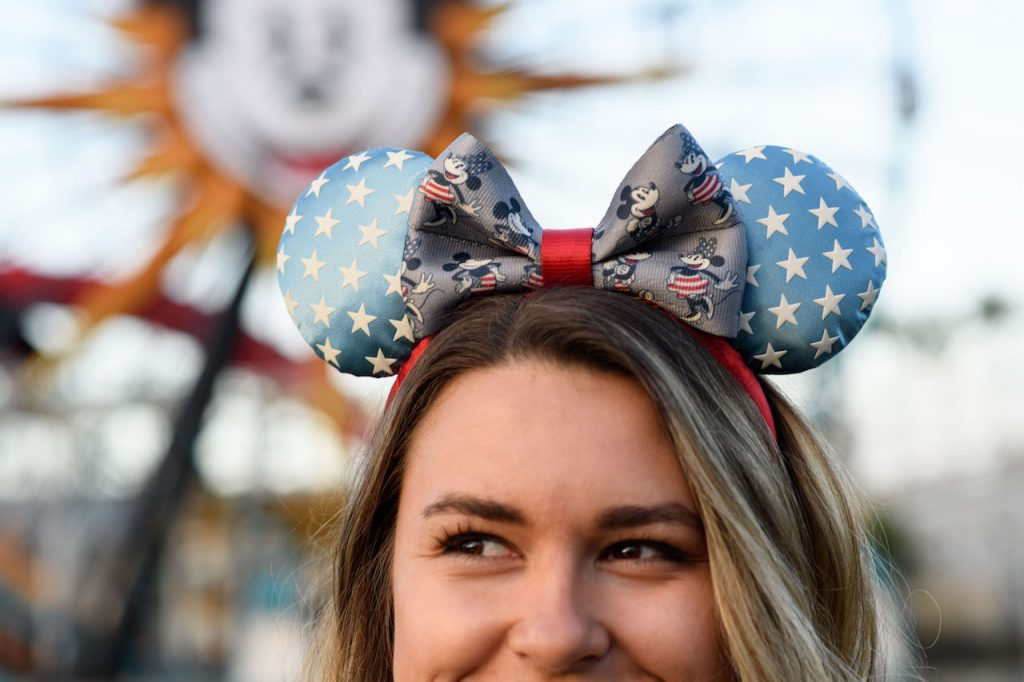 New Minnie ear headbands from HARVEY'S for the Disney Designer Collection